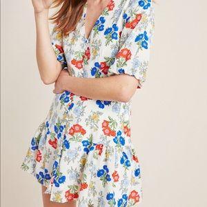 Yumi Kim silk dress size small